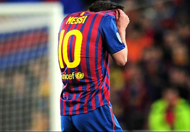 LdC, Barça - Messi, le responsable ?