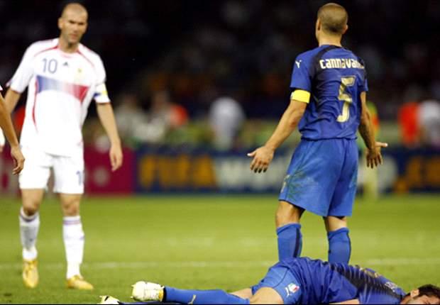 Alessandro Del Piero, Zinedine Zidane, Diego Armando Maradona y las despedidas más tristes del fútbol