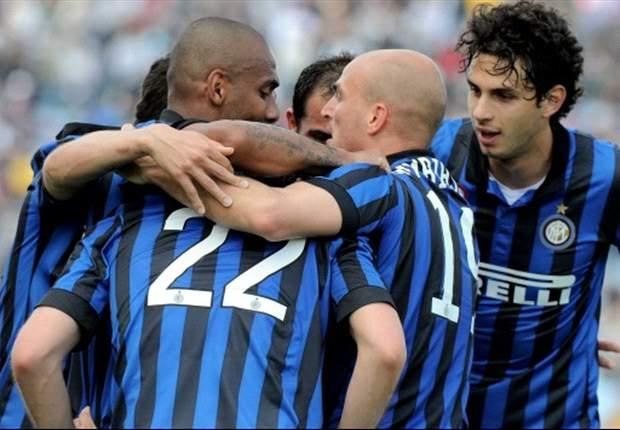 Sneijder schießt Inter in Richtung Europa - 3:1-Sieg bei Udinese