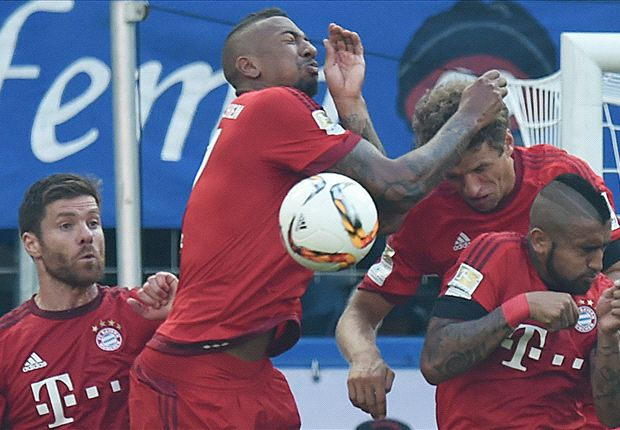 Hoffenheim 1-2 Bayern Munich: Lewandowski to the rescue after Boateng sees red