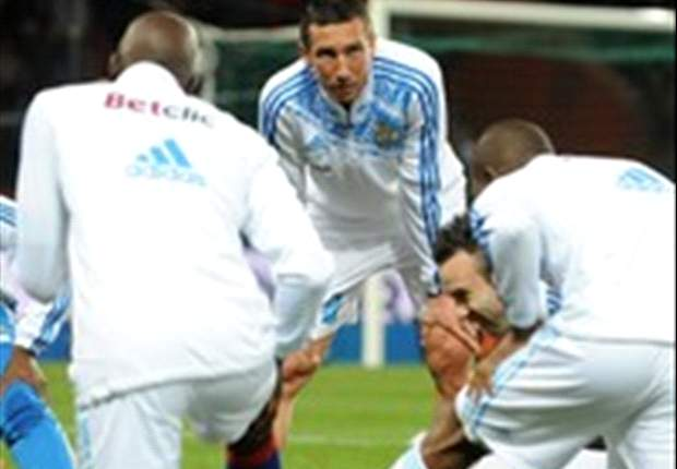 "Ligue 1, OM - Amalfitano :""On était fatigué"""