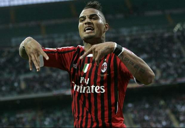 We thought Cesena had drawn with Juventus, admits AC Milan's Boateng after late winner against Genoa