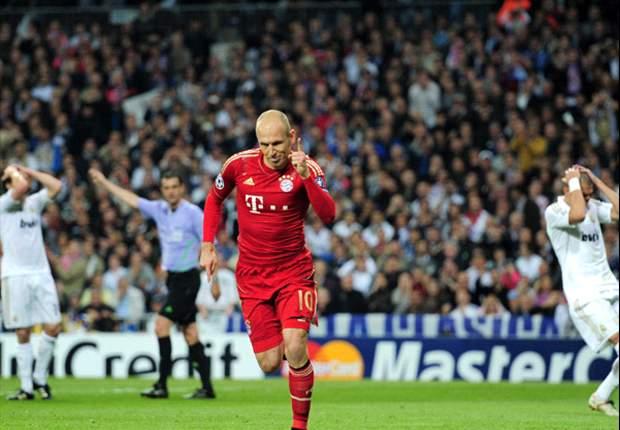 """Arjen Robben schießt in Richtung Beckenbauer: """"Manchmal muss man nachdenken"""""""