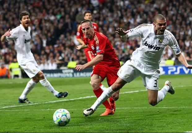 Ribery: Bayern deserved to make the final