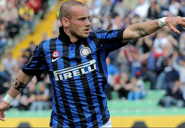Moratti: Inter run the risk of losing Sneijder to Anzhi