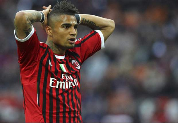 Boateng: I hope Thiago Silva is not leaving AC Milan