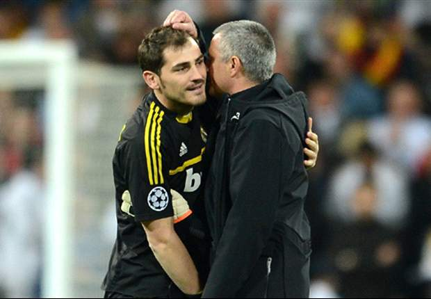 Casillas: Hiring Mourinho was the right decision for Real Madrid