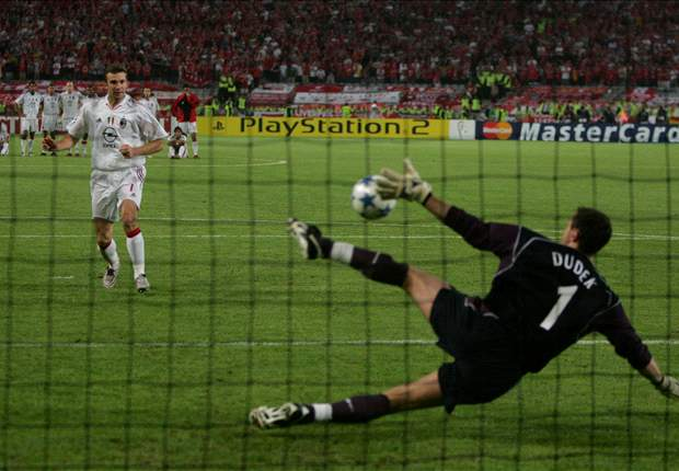 Top 10 Champions League moments - Liverpool's 2005 triumph voted greatest in the tournament's history