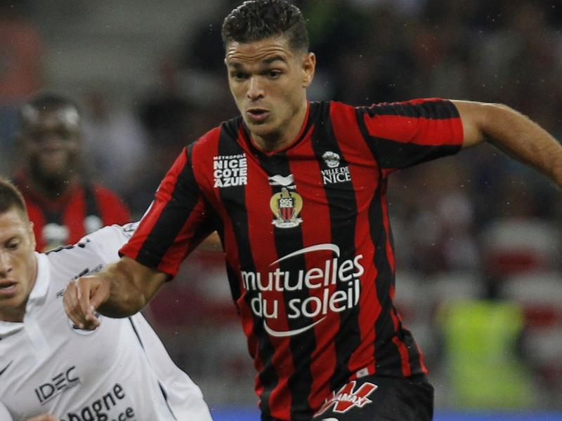 Nice-Caen 2-1 , Ben Arfa délivre Nice