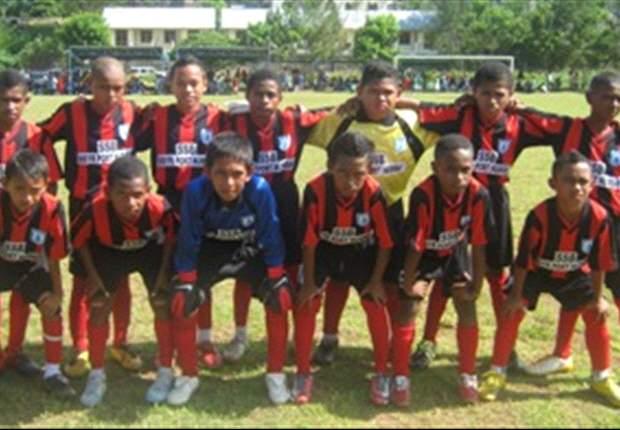 SSB Emsyk Uni Juara DNC 2012 Papua