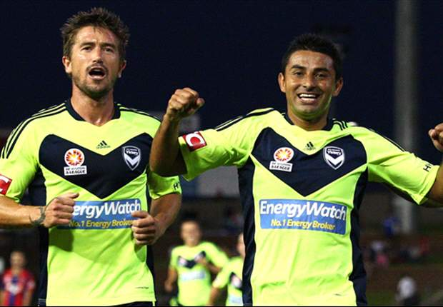 New Melbourne Victory coach Ange Postecoglou unsure on Harry Kewell, Carlos Hernandez for season 2012-13