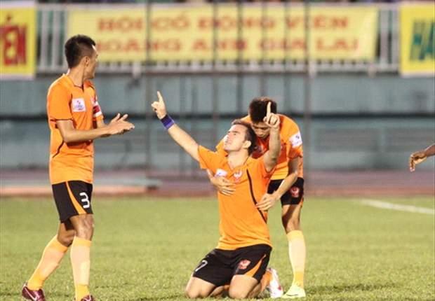 Vietnamese Super League club Saigon FC under suspicion of involvement in match-fixing