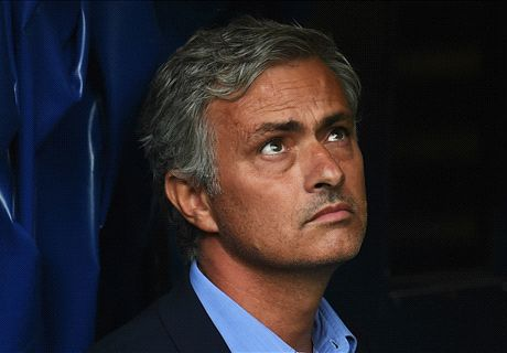 Mourinho blames himself for defeat