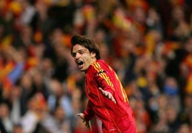 Morientes: Spain substitutes make the difference for the team