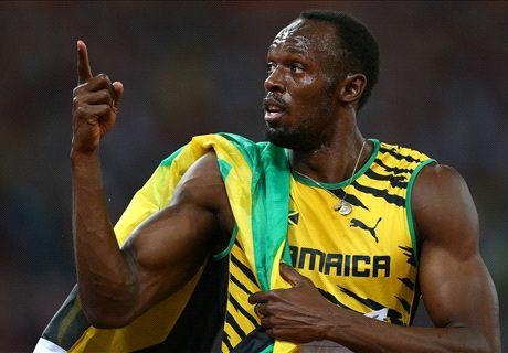 Bolt is athletics' Messi - Luis Enrique