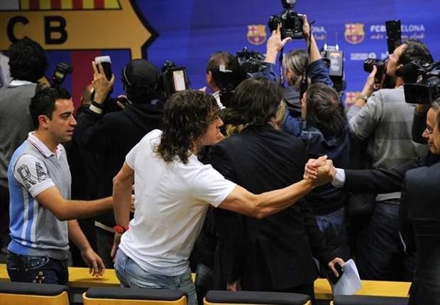 Puyol tevreden met opvolger Guardiola