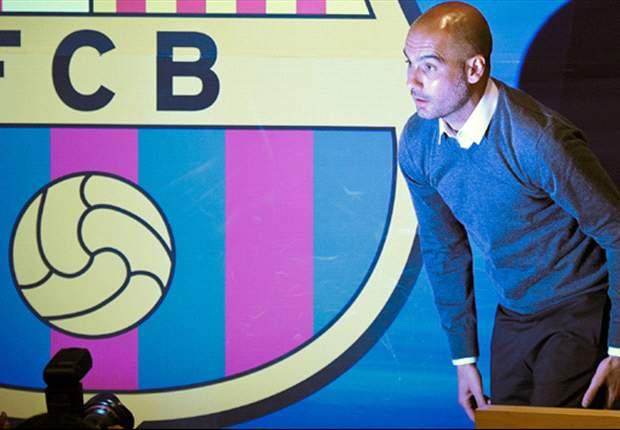 Pep Guardiola hört sich Angebot an