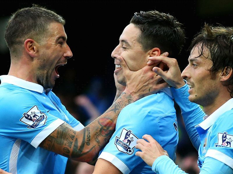 'The expendables' step up for Manchester City as impressive start continues... and there's more to come