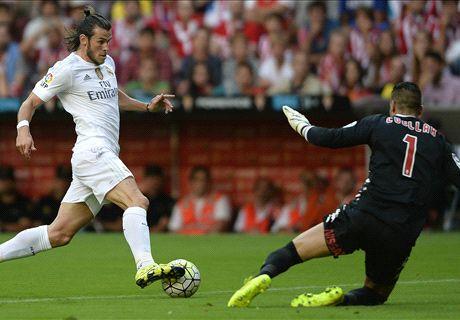 REPORT: Sporting Gijon 0-0 Real Madrid