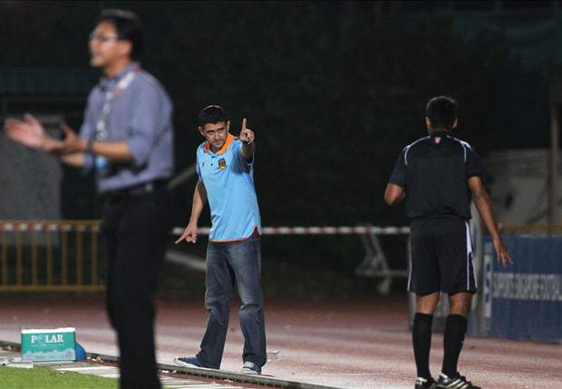 'Six defeats in a row is tough for me as a coach' - Hougang coach Nenad Bacina was contemplative after seeing his side slip to another defeat