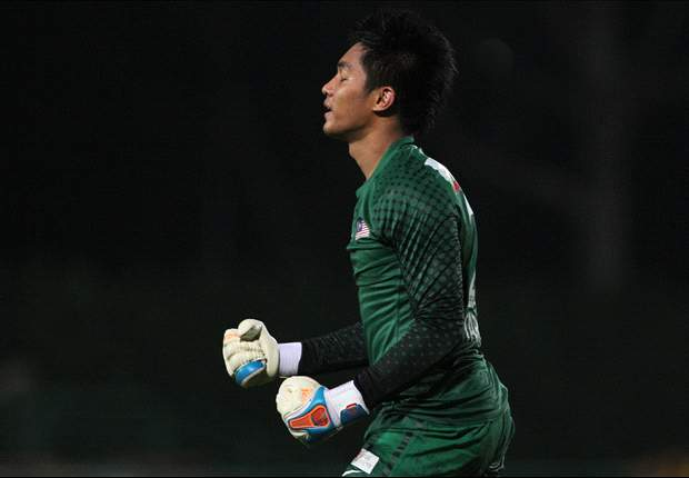 Izham was instrumental in the win against Vietnam.