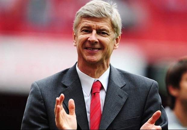 Wenger unaffected by Stoke fans' chanting in Arsenal draw