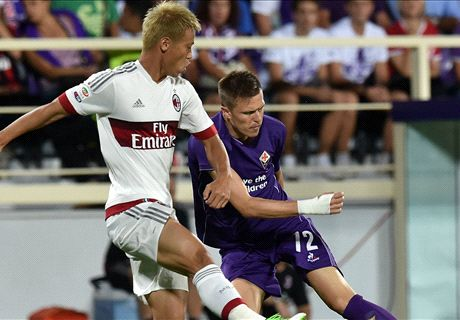 PREVIEW: Fiorentina - AC Milan