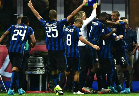 Late Jovetic heroics earn Inter three points