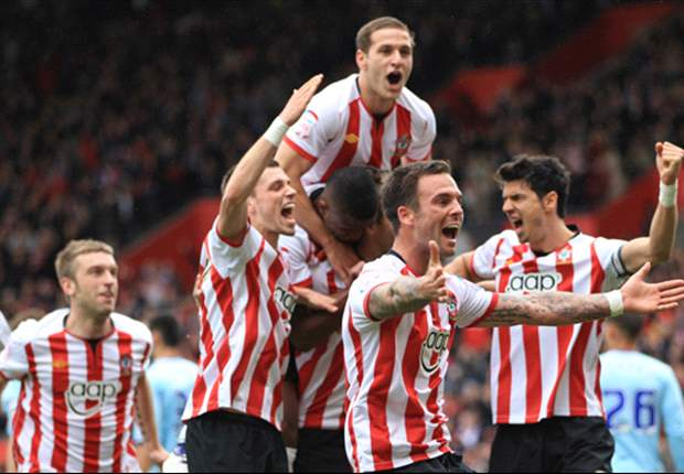 Southampton 4-0 Coventry City: Saints clinch return to Premier League after seven-year absence