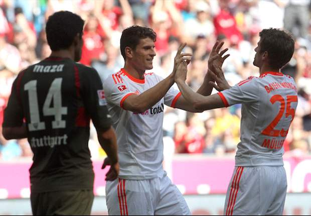 Gomez: Beating Stuttgart important for Bayern