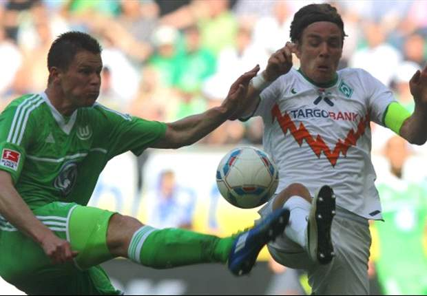Wolfsburgs Madlung und Werders Prödl für zwei Spiele gesperrt