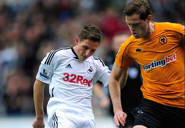 Swansea 4-4 Wolves: Relegated visitors bounce back from three down to secure incredible point