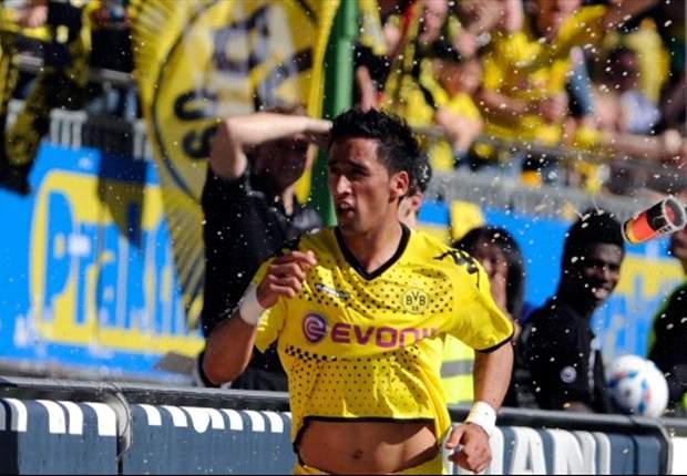 Meister Borussia Dortmund siegt auch mit B-Elf gegen Schlusslicht Kaiserslautern
