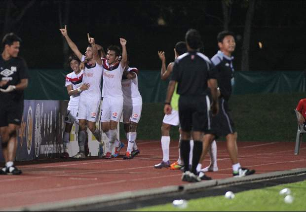 Tampines Rovers 0-1 SAFFC: Mislav Karoglan strikes late to give the Warriors their second consecutive win