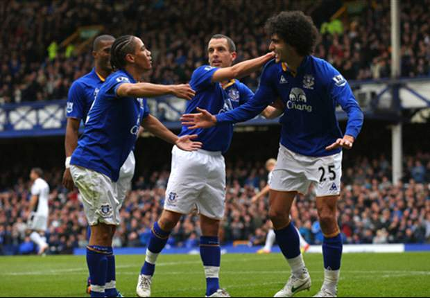 Osman impressed by Everton strength of character