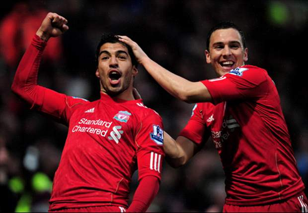 Suarez, Ben Arfa & the nominees for Goal UK's Goal of the Season in the Premier League