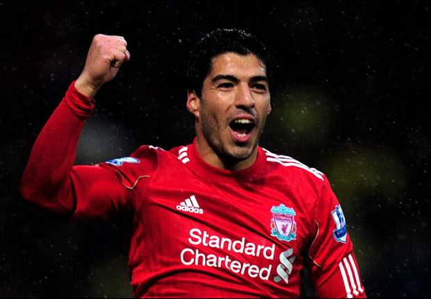 Gerrard: Suarez is one of the best in the world
