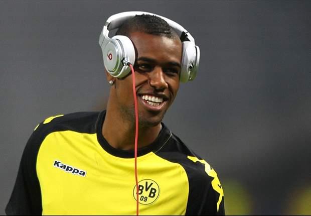 Felipe Santana in de basis bij Dortmund