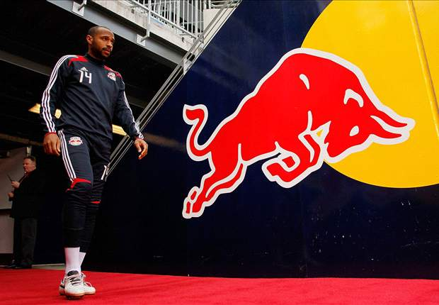 New York Red Bulls 1-0 New England Revolution: Henry hits winner but leaves match injured
