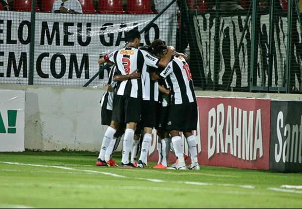 Figueirense 3 x 4 Atlético-MG: Vira-vira no Orlando Scarpelli termina com Galo vencedor