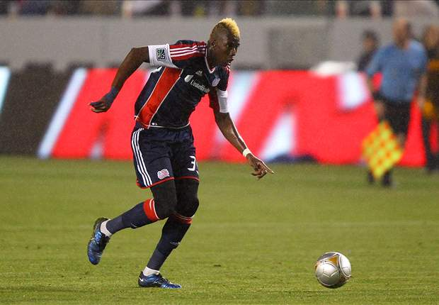 New England Revolution's Saer Sene happy to learn from his childhood idol Thierry Henry