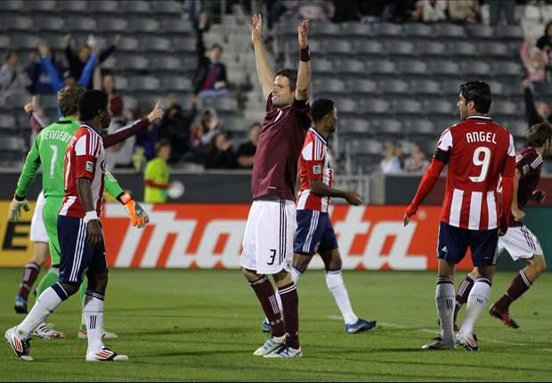 Colorado Rapids 4-0 Chivas USA: Late barrage helps Colorado run away with win