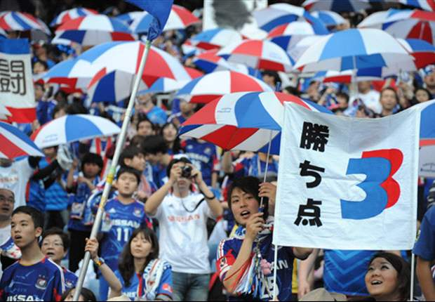 J-League Review: Marinos on hot streak while top of the table remains unchanged
