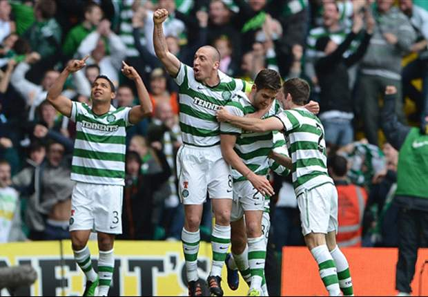 Celtic 3-0 Rangers: Mulgrew, Commons and Hooper give rampant Celtic a crowning Old Firm derby victory