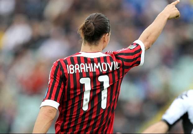 Galliani considering making Ibrahimovic AC Milan captain - report