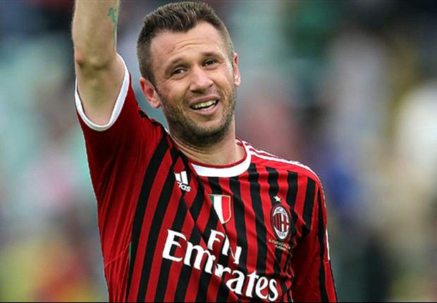 Milan's Cassano: I feared I might never see my son again