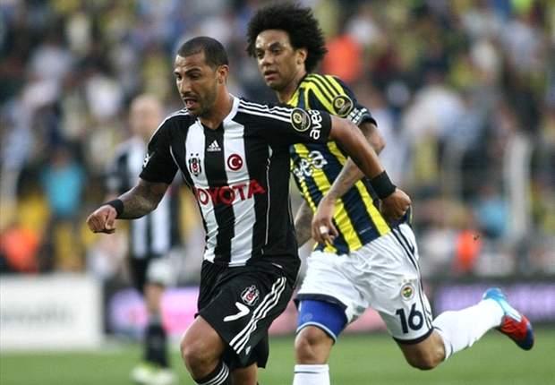 Besiktas gewinnt seine Ehre mit einem 1:0 gegen Fenerbahce zurück
