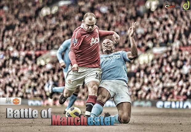 Roberto Di Matteo: Duo Manchester Masih Terdepan