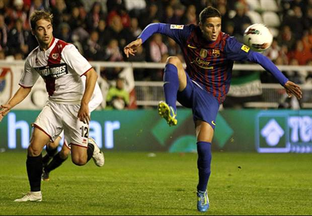 Afellay happy to return for Barcelona after injury layoff