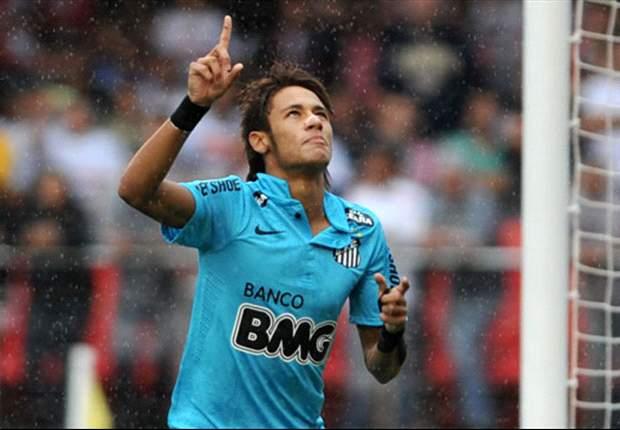 Brasileiro Round 25: Neymar's spectacular solo effort inspires Santos to glory against Coritiba